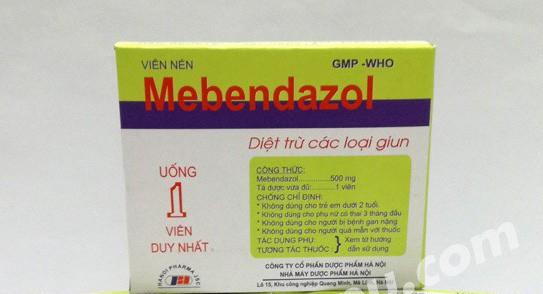 Thu hồi 1 loại thuốc tẩy giun nội - Ảnh 1