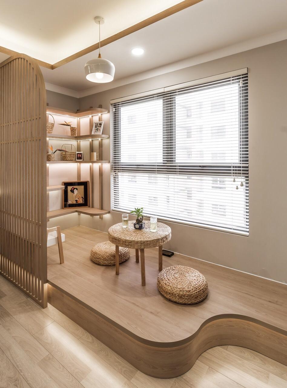 Căn hộ 75 m2 phong cách Á Đông với chất liệu gỗ chủ đạo - Ảnh 8