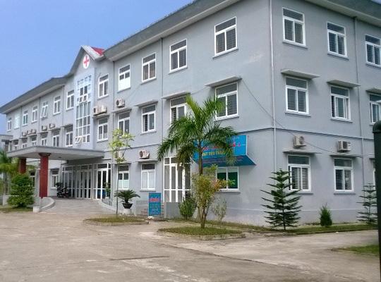 Một bệnh viện bị phạt 324 triệu đồng - Ảnh 1