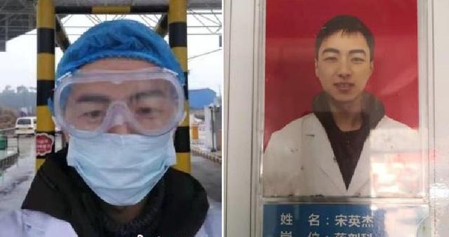 Bác sĩ 28 tuổi đột tử sau 10 ngày chống dịch liên tục tại Trung Quốc - Ảnh 1
