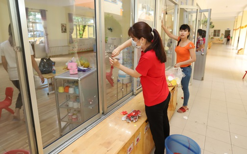 34 học sinh nghi nhiễm virus corona, Điện Biên cho toàn tỉnh nghỉ học - Ảnh 1