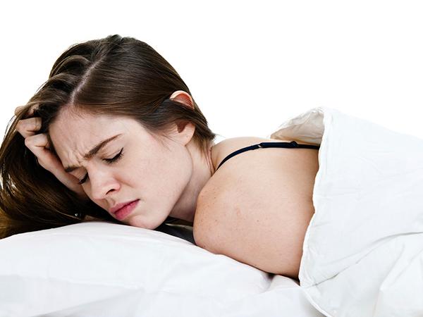 Rối loạn giấc ngủ khiến sức khỏe của khả năng làm việc giảm sút