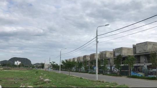 Đề nghị thu hồi giấy phép xây dựng 36 biệt thự của Đất Xanh miền Trung - Ảnh 1