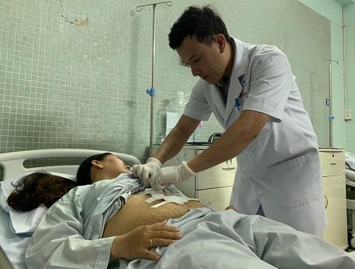 HIếm gặp: Khối u đa nang lách 'khổng lồ' nặng 5 kg ở phụ nữ 29 tuổi - Ảnh 2
