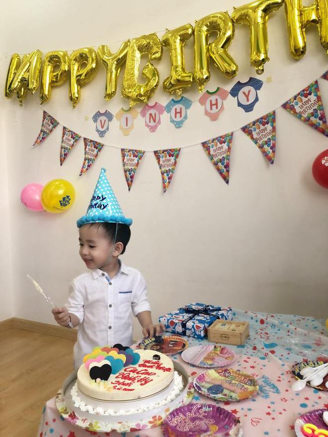 Bận chạy show ngày Tết, Ốc Thanh Vân vẫn tranh thủ tổ chức sinh nhật cho con trai yêu - Ảnh 2