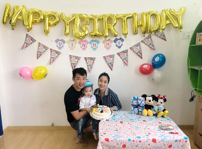 Bận chạy show ngày Tết, Ốc Thanh Vân vẫn tranh thủ tổ chức sinh nhật cho con trai yêu - Ảnh 5