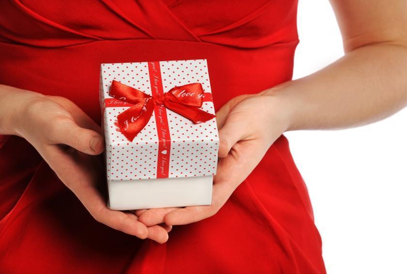 Một món quà nhỏ ngày Valentine cũng khiến chị em FA vui vẻ