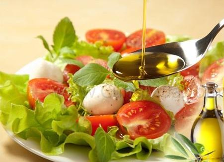 Món ăn chế biến từ dầu oliu tốt cho sức khỏe tim mạch