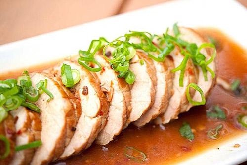 Thịt heo là món ăn giàu dinh dưỡng tốt cho trái tim của bạn