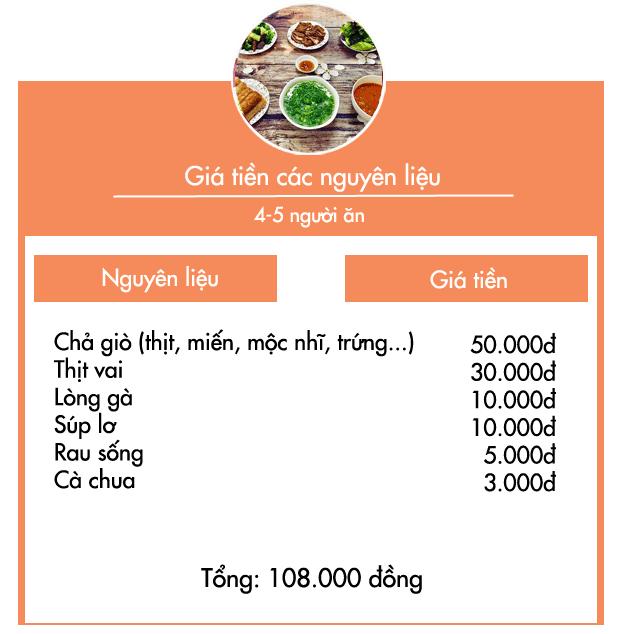 Nem rán giòn tan, canh cải nấu cá nóng hổi hấp dẫn cho bữa chiều - Ảnh 10
