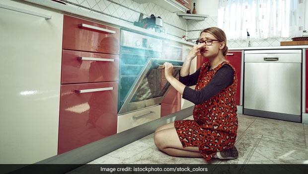 Tuyệt chiêu khử sạch mùi nhà bếp hiệu quả - Ảnh 1