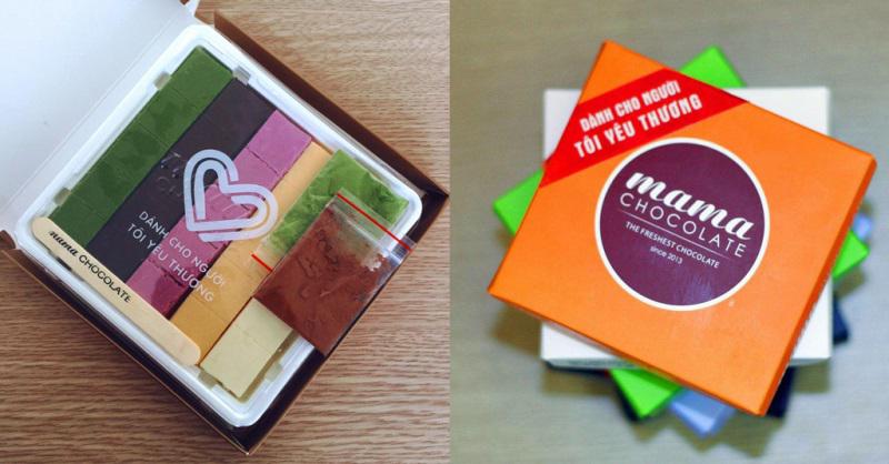 Từ 02/03 - 8/3/2017, Mama chocolates khuyến mãi mua 1 tặng 1 - Ảnh 1