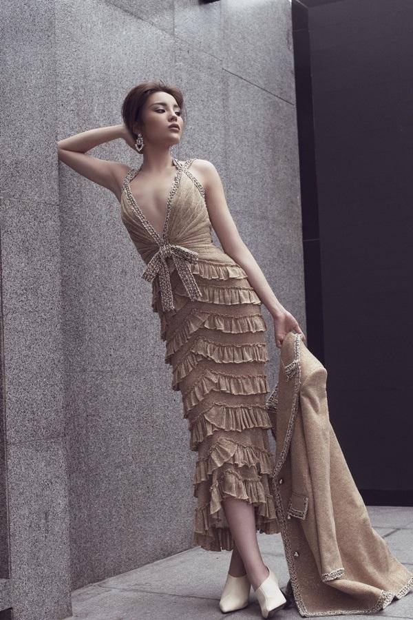 Kỳ Duyên chính là hoa hậu mặc đồ đẹp nhất năm 2017 - Ảnh 4