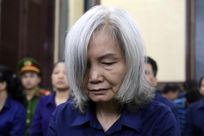 Bị cáo Nguyễn Thị Kim Xuyến