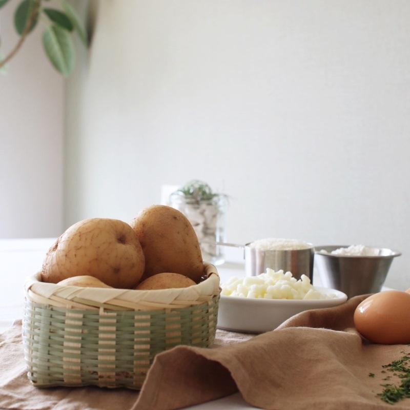 Làm bánh khoai tây phô mai đơn giản mà ngon lạ - Ảnh 1