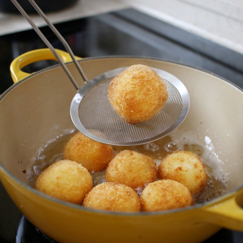 Làm bánh khoai tây phô mai đơn giản mà ngon lạ - Ảnh 5