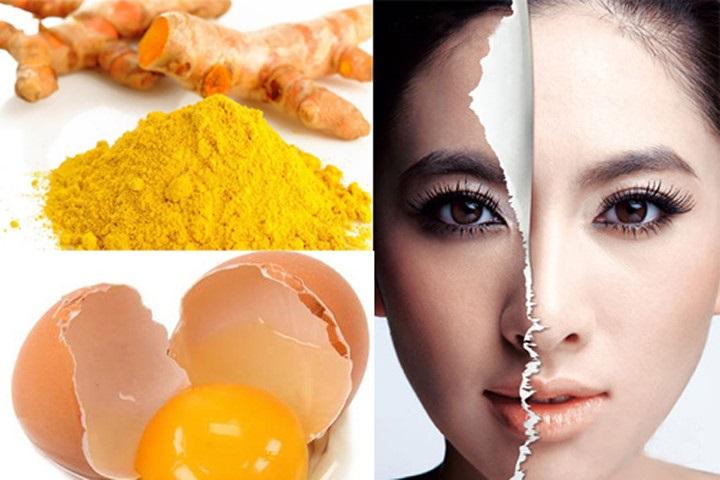 Mặt nạ nghệ - Làm đẹp da sau sinh bằng nghệ hiệu quả miễn chê