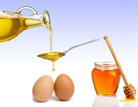 Làm đẹp với dầu oliu và lòng trắng trứng đơn giản mà hiệu quả tuyệt vời