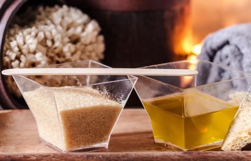Mẹo làm đẹp da tự nhiên với dầu oliu và đường