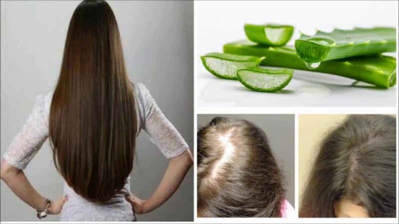 Làm gel dưỡng tóc từ nha đam dưỡng tóc khỏe mạnh không ngờ