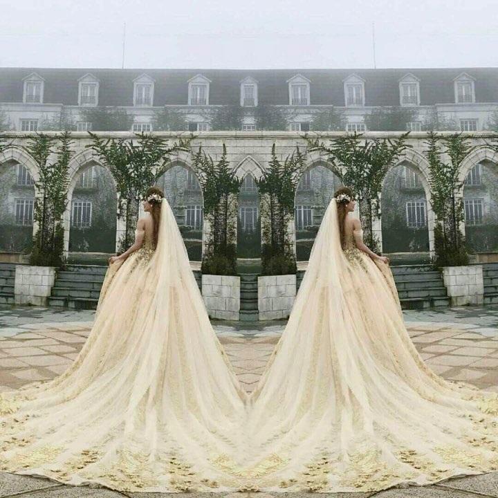 Lâm Khánh Chi bật mí về đám cưới siêu khủng: 'Váy cưới của tôi hoành tráng lắm, có 1-0-2 tại Việt Nam' - Ảnh 3