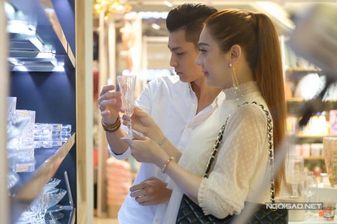 Lâm Khánh Chi bất ngờ được bố mẹ ruột tặng biệt thự 7 tỷ trước đám cưới - Ảnh 6