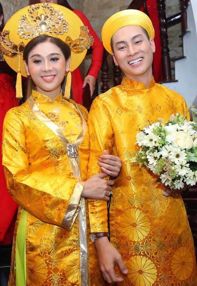 Một năm hỷ sự, sao Việt nào mặc đồ truyền thống đẹp nhất - Ảnh 5