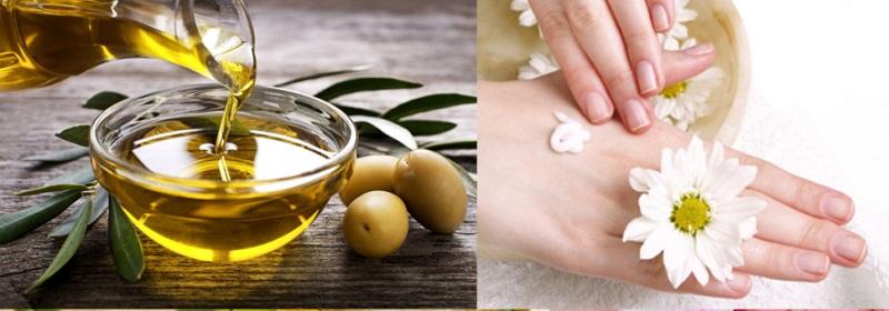 Mách bạn bí quyết làm mềm da tay bằng dầu oliu hiệu quả tuyệt vời vô cùng