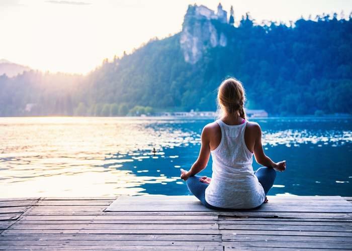 Muốn có vẻ đẹp tự nhiên thì hãy học cách giải tỏa áp lực, căng thẳng