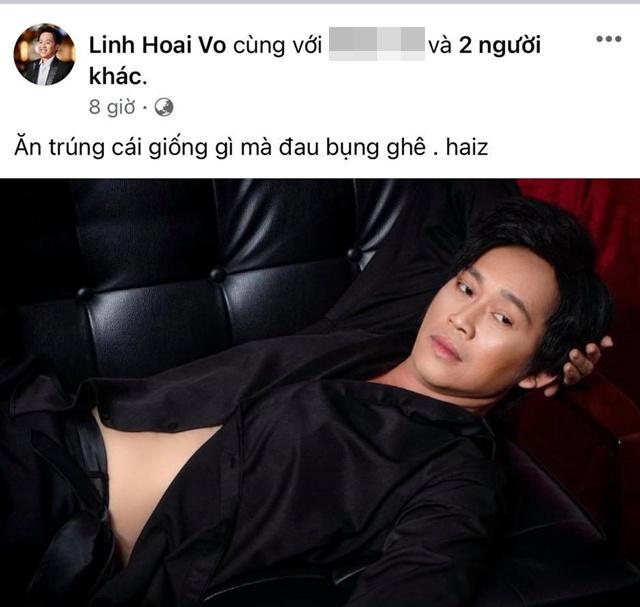 Sao Việt 24h: Hoài Linh 'lên đồ' cực bảnh khiến fan choáng váng - Y Phụng lộ thân hình phát tướng, da ngăm đen khó nhận ra - Ảnh 2