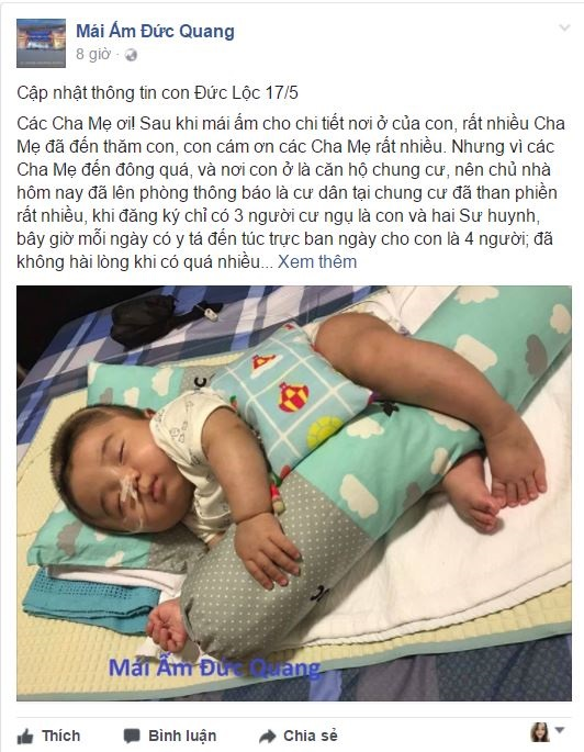 Lần đầu chứng kiến bé Phạm Đức Lộc làm điều này khiến nhiều người xúc động - Ảnh 6