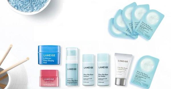 Từ 20/04/2017, mỹ phẩm Laneige giảm 20% một số mặt hàng - Ảnh 1