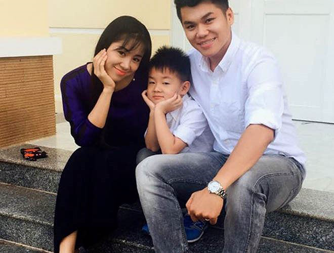 Từng bị mẹ chồng ghét bỏ vì có con riêng, giờ nhìn cách bố mẹ Trung Kiên đối xử với con trai Lê Phương mà choáng - Ảnh 7