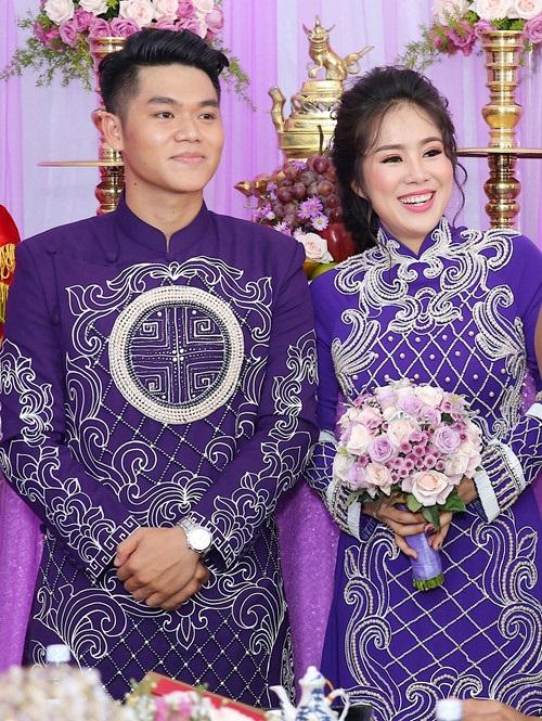 Kết hôn chưa được bao lâu, Lê Phương đã muốn sinh 'tiểu công chúa' cho chồng trẻ Trung Kiên - Ảnh 1