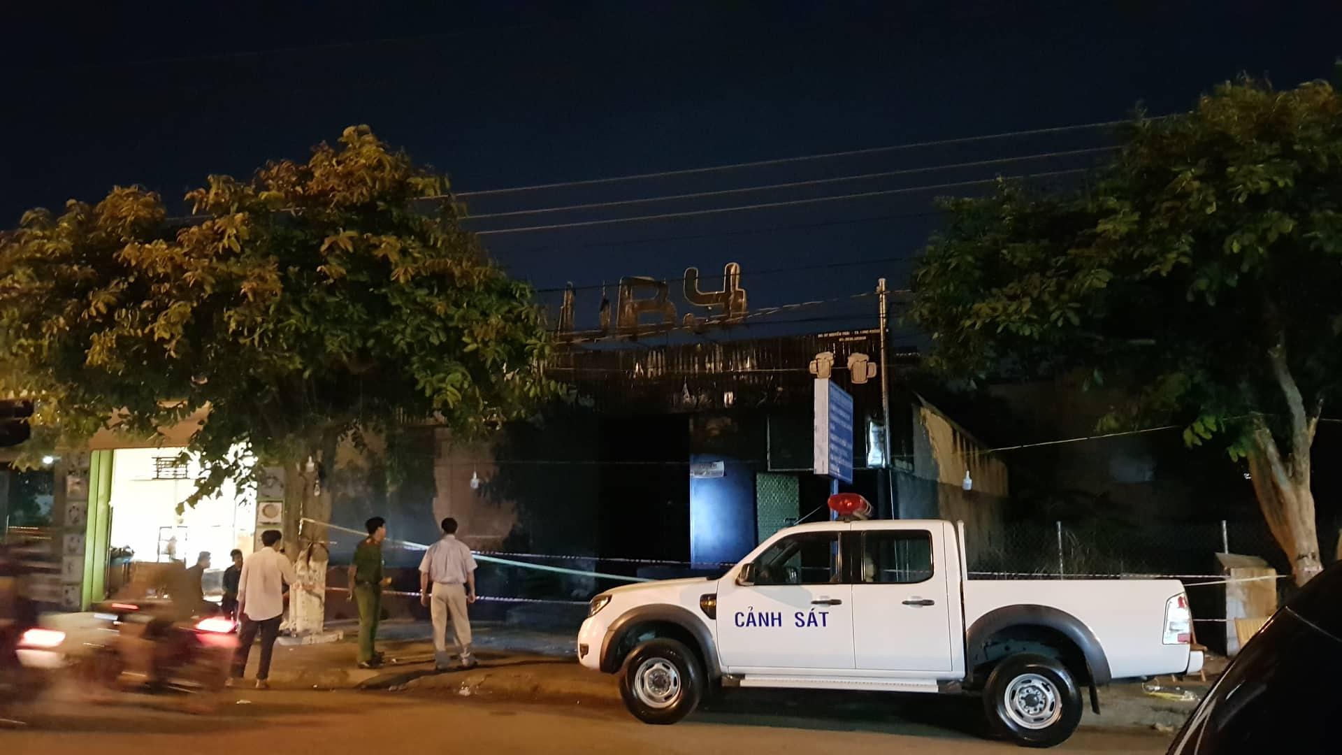 Vì sao 6 người chết trong vụ cháy nhà hàng ở Đồng Nai? - Ảnh 1