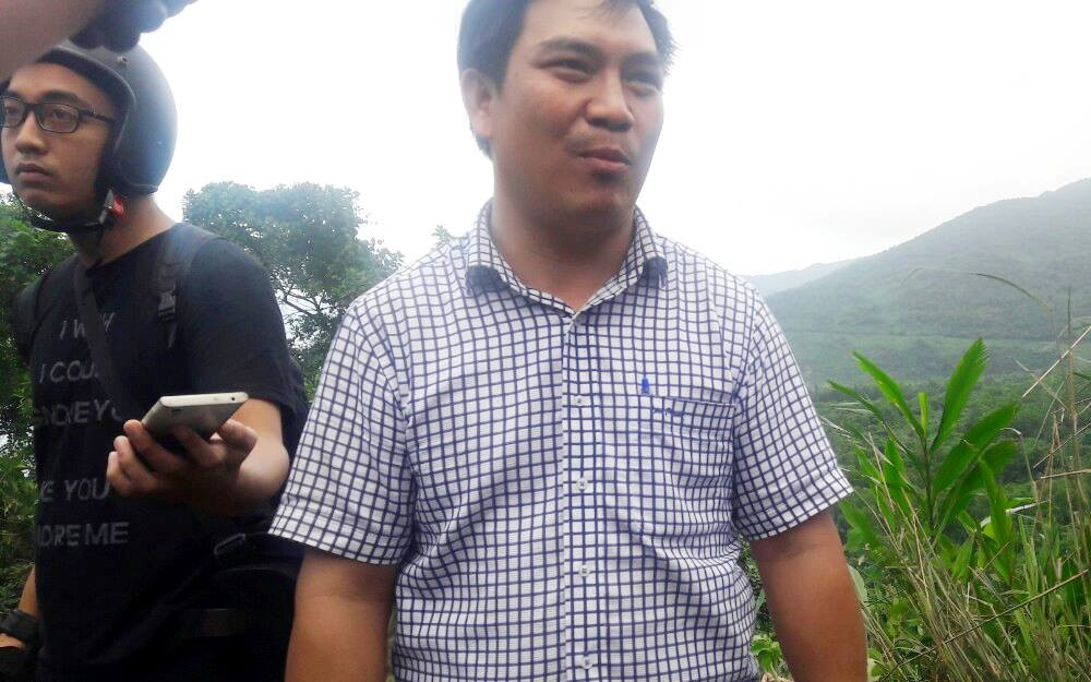 Người đàn ông cứu 10 nạn nhân trong vụ xe khách chở 21 sinh viên lao xuống vực đèo Hải Vân - Ảnh 2