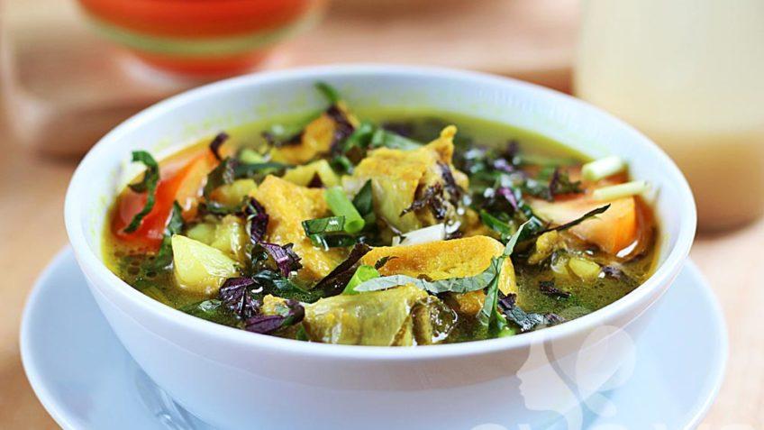 Những ngày giá lạnh, thật tuyệt vời khi quây quần bên mâm cơm và thưởng thức món ốc om chuối đậu