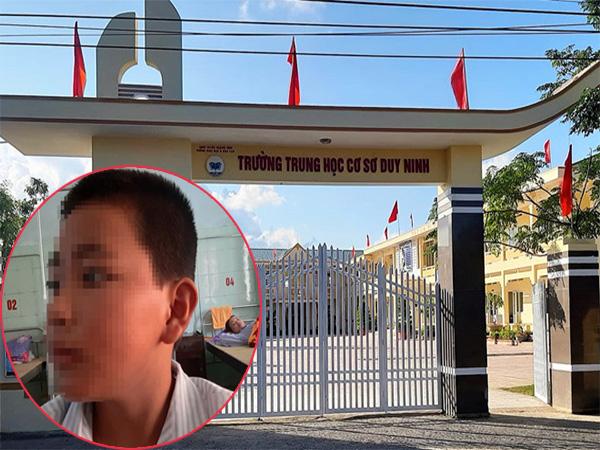 Khởi tố vụ án cô giáo chủ nhiệm phạt học trò 231 cái tát - Ảnh 1