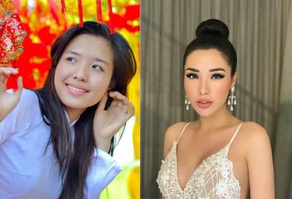 Chị hoa hậu Đặng Thu Thảo tố á hậu Khánh Phương