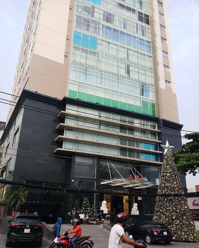 Chung cư La Bonita, nơi khách hàng tố cáo chủ đầu tư thuê lại căn hộ rồi bán cho người khác - Ảnh: NGỌC HÀ