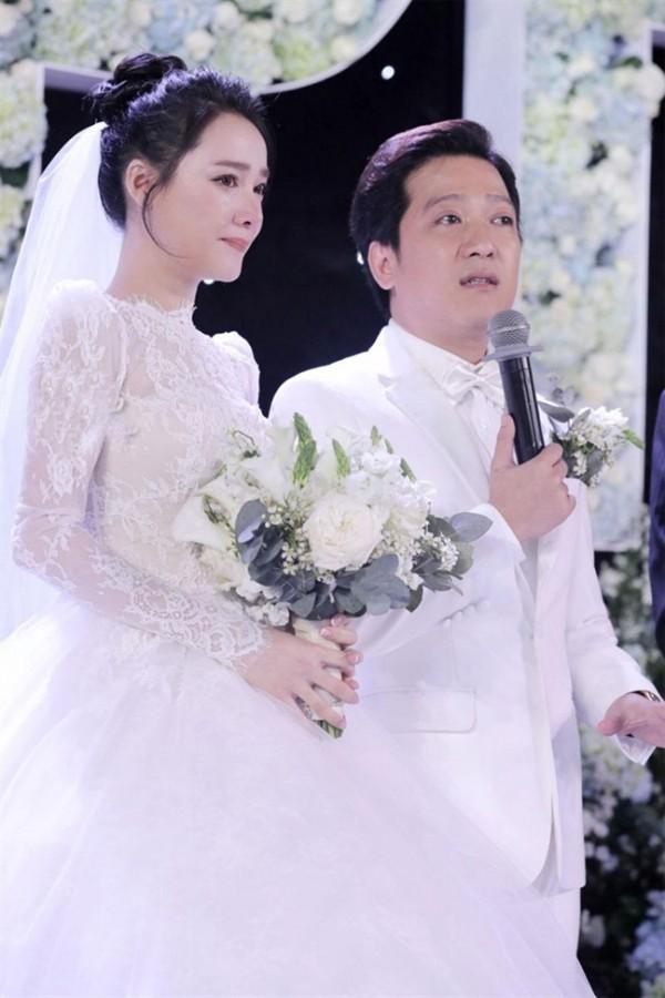 7 đám cưới đình đám, lãng mạn của sao Việt trong năm 2018 - Ảnh 2