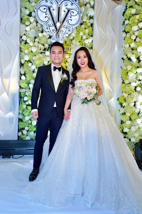 7 đám cưới đình đám, lãng mạn của sao Việt trong năm 2018 - Ảnh 10