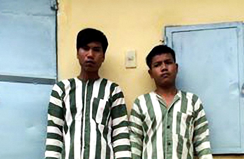 Hai thanh niên bắt cóc bé gái 14 tuổi ra rẫy để hiếp dâm - Ảnh 1