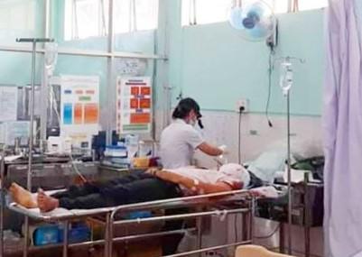 Khởi tố vụ án Phó ban chỉ huy quân sự phường bắn chết nữ đồng nghiệp tại trụ sở - Ảnh 1