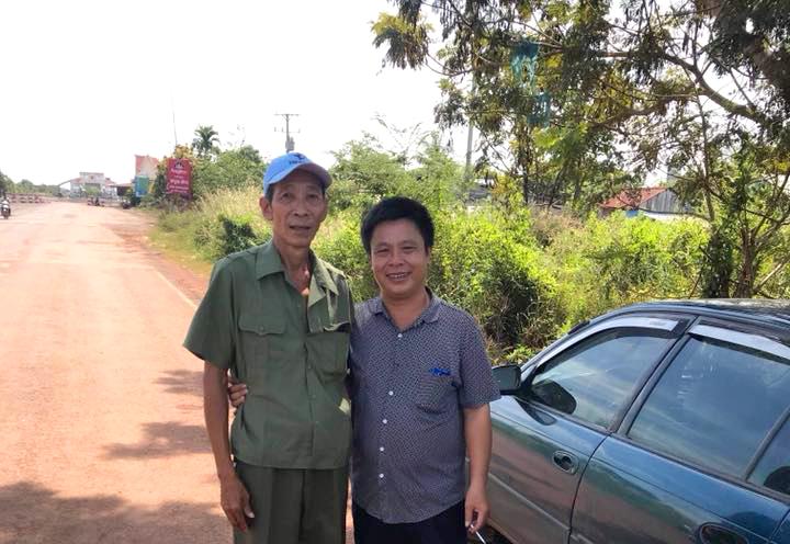 Sau 25 được người thân thờ cúng, người đàn ông bất ngờ được phát hiện lưu lạc ở Campuchia - Ảnh 3