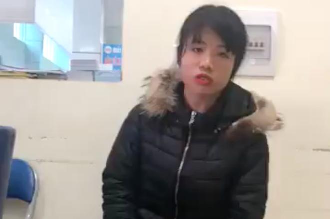 'Nữ quái' 18 tuổi bán điện thoại Iphone nhưng giao cho khách… gạch đá - Ảnh 1