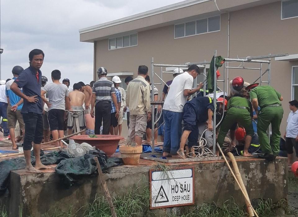 Bốn công nhân tử vong vì sự cố kinh hoàng ở nhà máy nhiệt điện Duyên Hải - Ảnh 1