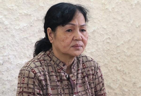 Dùng 'mác' từ thiện, nữ giám đốc lừa đảo hàng tỷ đồng - Ảnh 1
