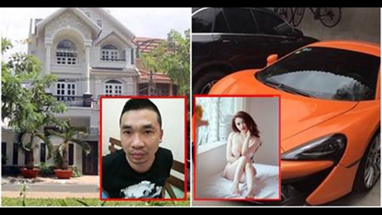 Bỏ mặc vợ bị sa lưới, ông trùm ma túy Văn Kính Dương vào Nam sống xa hoa cùng hot girl - Ảnh 1