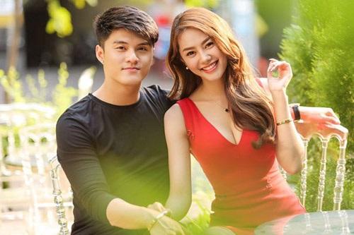 Bạn gái Lâm Vinh Hải vốn dĩ đã rất đẹp với các đường nét gương mặt hài hòa - Ảnh: Internet